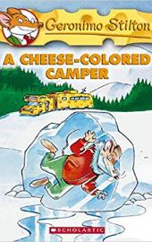 A Cheese -Colored Camper